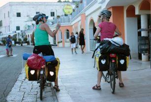 cicloturisti